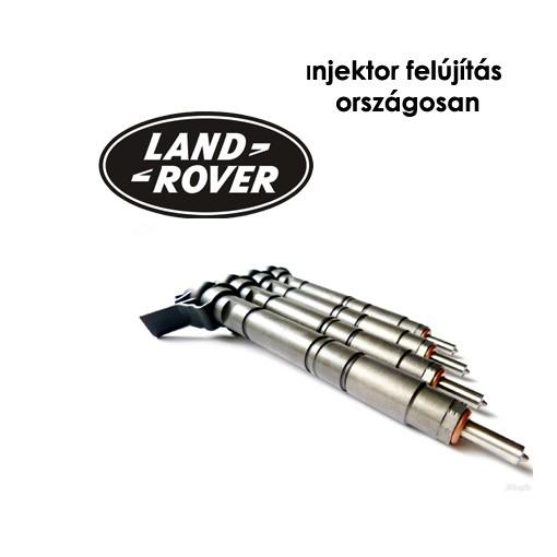 landrover injektor
